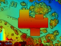 This is a preview image of a elevation map.