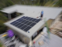 This is a preview image of a Rooftop Solar installation.