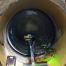 This is an image of a drone pipe inspection